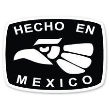 Hecho en Mexico Car Vinyl Sticker - SELECT SIZE