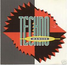 CD TECHNO MANCER 1 ORIGINAL  LORDS OF ACID ~ULTRA RARE!