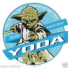 Essbar Tortendeko Yoda Star Wars Muffin Tortenaufleger NEU backen Party-Deko dvd