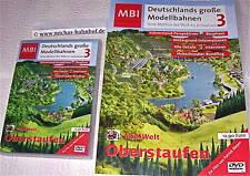 DVD MINI MONDO Oberstaufen MBI DVD Edizione nr. 3 NEU µ