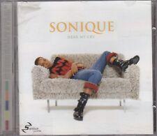SONIQUE - hear my cry CD