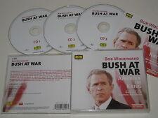 BOB WOODWARD/BUSH AT WAR(DEUTSCHE GRAMMOPHON 066 629-2) 3XCD ALBUM