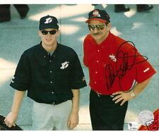 Dale Earnhardt autographed COKE JR 8x10 photo GAI COA