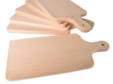 tablilla grande holzbrettchen essbrettchen Tabla de desalluno madera haya maciza
