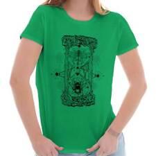 Insect Phantom Hourglass Bee Shirt | Spirit Tarot Illuminati Womens T Shirt