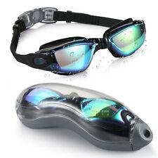 Aegend Swim Swimming Goggles No Leaking UV- Anti-Fog Comfortable Adult Young Kid