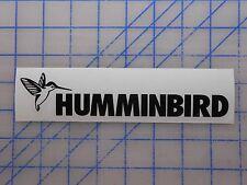 "Humminbird Decal Sticker 7.5"" 11"" Helix 5 7 9 Transducer 587 787 987 GPS SI DI"