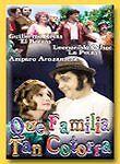 Que Familia Tan Cotorra (DVD, 2004)