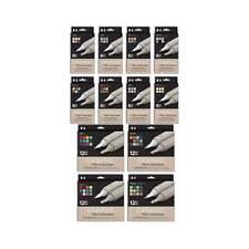 Spectre noir graphique 6/12 pièces stylo ensembles Crafters Companion