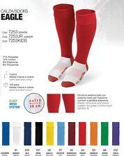 3 paia di Calzettoni SPORTIKA Mod. EAGLE Colori a Scelta. Calcio Completi sport