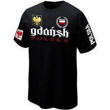 T-Shirt GDANSK POLSKA POLAND POLOGNE - Maillot ★★★★★★