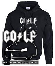 Sweatshirt GOLF 6 tuning treffen Spruch Motiv MK6 Gti r 32 gtd