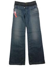 Jeans donna KILLAH Coffepot Tg. W26 27 IT 40 42 Denim Campana Zampa Original