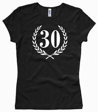 30. Geburtstag - Jubiläum - Jubilee -  Gr. XS bis L Woman / Damenshirt / Girl
