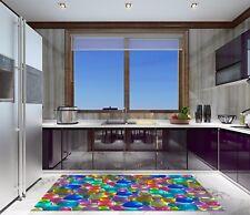 3D Color Ball 822 Cuisine Tapis Sol Murales Mur Imprimer mur AJ papier peint UK Kyra