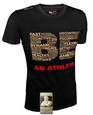 Weider be an athlete t-shirt Men negro