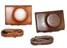 PU Leather Camera Case Bag For Fujifilm Fuji X10 X20 Finepix