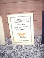 Das Amulett, Erläuterungen, aus dem C. Bangel Verlag