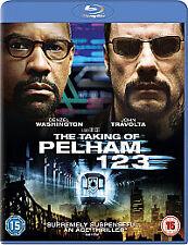 The Taking of Pelham 123 [Blu-ray] [2010] [Region Free], DVD   5050629414417   N