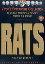 Rats - Night Of Terror [DVD], Good DVD, Chris Fremont, Cindy Leadbetter, Henry L