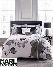 Karl Lagerfeld Designer SENNA FLORAL Printed 100% Cotton Soft Bedding Bed Linen