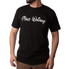 Gents DISNEY font WHISKY DI MALTO T-shirt disponibili in diverse opzioni di dimensione