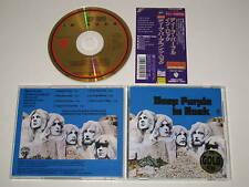 DEEP PURPLE/IN ROCK (WB 10190) JAPAN GOLD CD ALBUM+OBI