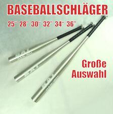 """Alu Baseballschläger Baseball Schläger BAT Größe 25"""", 28"""", 30"""", 32"""", 34"""", 36"""" B"""