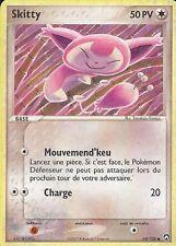 """Carte Pokemon """" SKITTY """" Niv Base Gardiens du Pouvoir PV 50 62/108 VF"""
