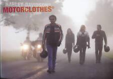 Harley Davidson Motor Clothes 2008 Prospekt 28 S. brochure Motorrad Amerika