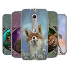 OFFICIAL ASH EVANS ANIMALS SOFT GEL CASE FOR MOTOROLA PHONES 2