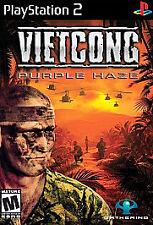 Vietcong: Purple Haze (Sony PlayStation 2, 2004)   FAST SHIPPPING !!!    PS2
