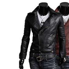 US Men Leather Jacket Hommes veste cuir Herren Lederjacke chaqueta de cuero M7