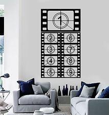 Vinyl Wall Decal Film Strip Cinema Room Filming Movie Art Stickers (ig4759)
