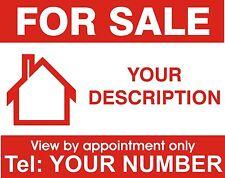Propriété à vendre SIGNE Board. Personnalisé X 1