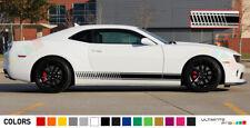 Sticker Decal Side Door Stripe Body Kit for Chevrolet Camaro 2010 - 2019 Light