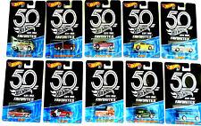 Mattel Hot Wheels cars EST.1968 Favorites / Auwahl an Cars / Autos