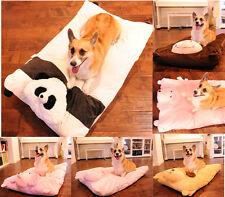 Cute Dog Pet Bed Mat Cushion Pillow Zipper Cover Case Replacement Do It Yourself