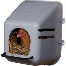 BIG Großes Hühnernest, Legenest, Abrollnest, Eierbox für Geflügel Hühner