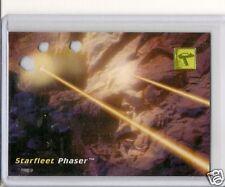Star Trek 30th Ann. Phase 1 D2 Die-Cut Tech. card