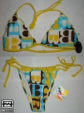 Costume da bagno due pezzi bikini donna BILLABONG Geobulle mare piscina nuoto