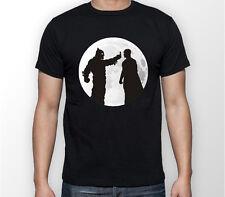 Batman V Superman Luna amanecer de la justicia Unisex Camiseta Camiseta Camiseta Todas Las Tallas