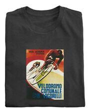 VELODROMO VIGORELLI Annuncio T-shirt di cotone