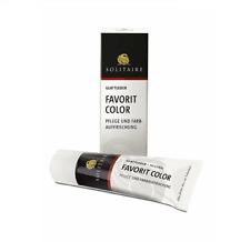 (12,78 EUR/100 ml) Solitaire Favorit Color Creme deckende Farbcreme Glattleder 5