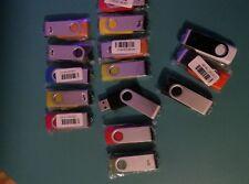 USB Flash Drive, Memory Stick, Bump Drive, 4MB-2TB, Free Fast Shipping from USA!