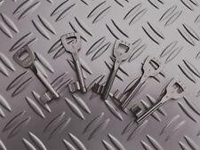 Einsteckschloss Schlüssel Buntbart für FH-Türen Zimmertürschlüssel Auswahl NEU