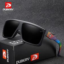 DUBERY Men Polarized Sport Sunglasses Women Outdoor Driving Coating Goggles New