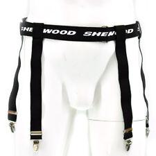Sher-Wood Garter Belt, Ice Hockey Garter Belt, Sock Garter