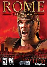 Rome: Total War (PC: Windows, 2004) - US Version ACC E0478