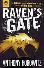 Il potere di cinque: Raven's Gate da ANTHONY HOROWITZ (libro in brossura, 2013) NUOVO LIBRO